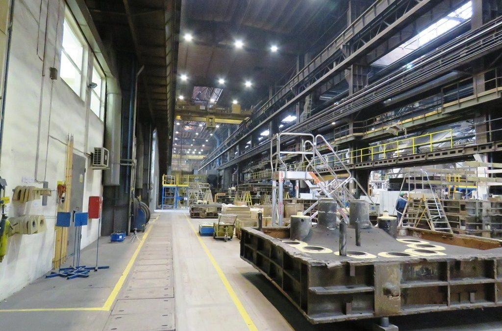 Ekspertyza budowlana dla GE Power w Elblągu