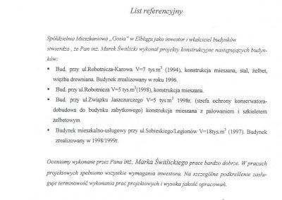 Referencje-Gosia