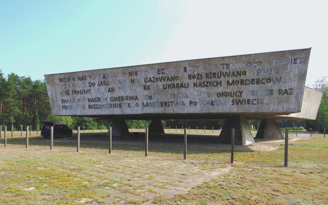 Ekspertyza budowlana i projekt remontu pomnika w Chełmnie.