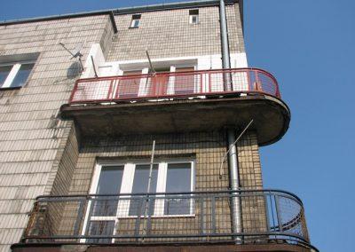 Ekspertyza balkonów Modlin 006