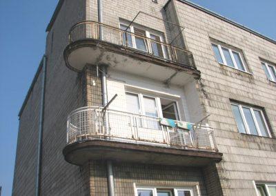Ekspertyza balkonów Modlin 039
